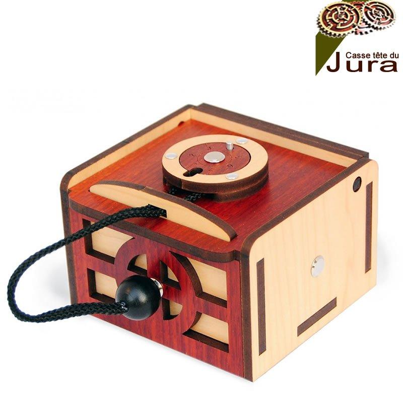 Casse tête en bois loopy box Constantin