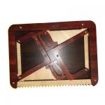 4 scies casse tete puzzle Constantin fabrication artisanale
