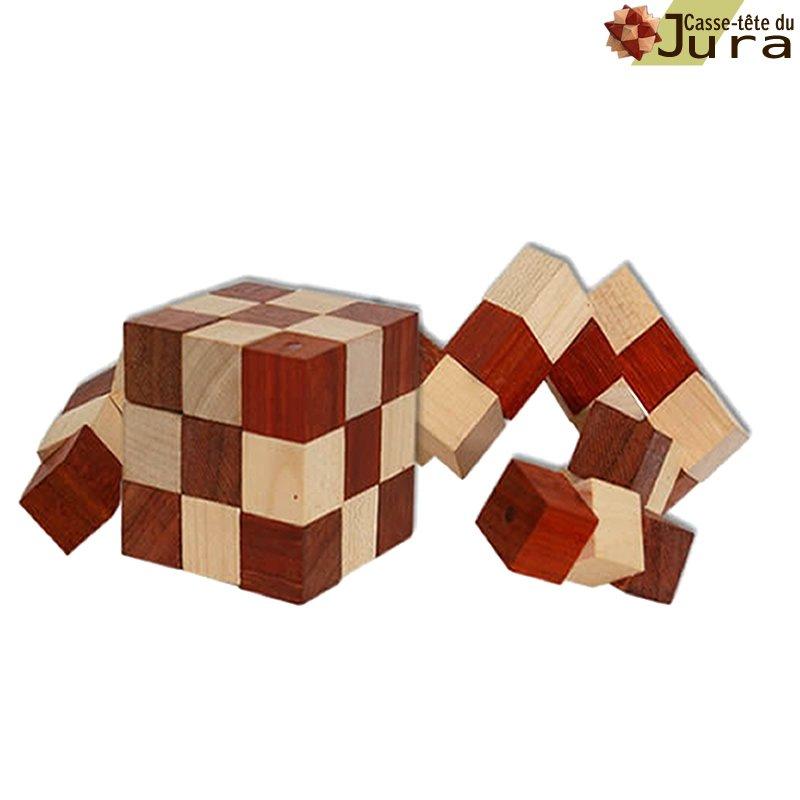 casse tete cube elastique