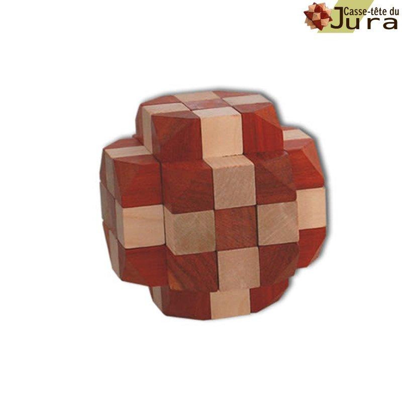 casse tete en bois cubix