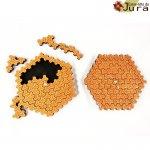 Casse tête bois cube escher fabrication artisanale puzzle