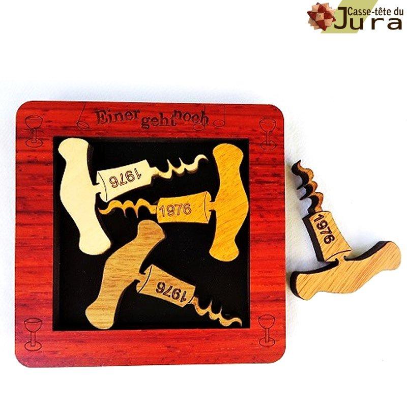 puzzle tire-bouchon