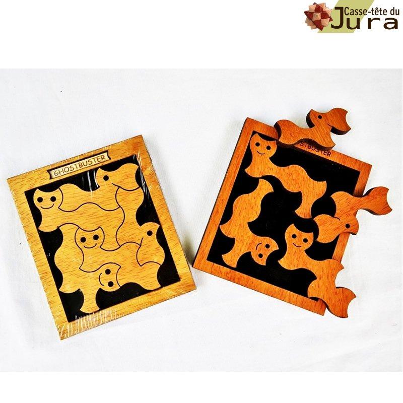 puzzle fantome, pour les enfants