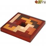 Tangram Puzzle PANTAC en bois