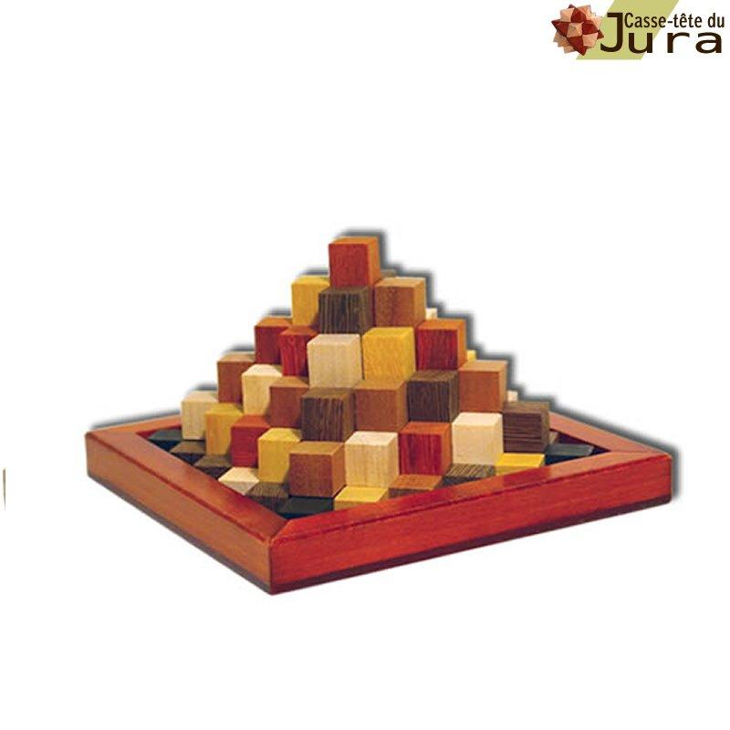 casse tete puzzle Pyramide d'egypte